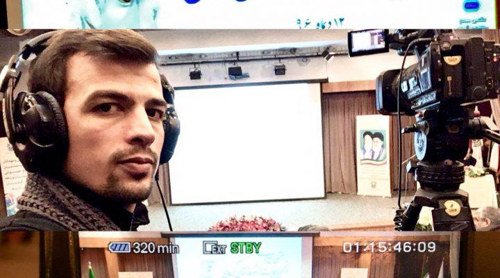 فیلمبرداری مجمع توسعه استان کرمان